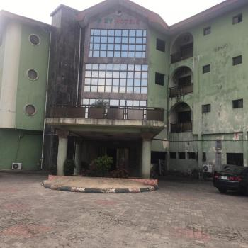 Hotel with C of O and Swimming Pool., Ebony Road., Orazi, Port Harcourt, Rivers, Hotel / Guest House for Sale