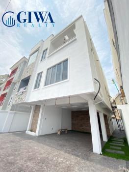 Luxury 5 Bedroom Fully Detached with Bq, Lekki Phase 1, Lekki, Lagos, Detached Duplex for Sale