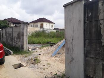 Land Measuring 1260 (2plots) Fully Fenced with Pile Fd, Cofo., Millennium Estate By Ups ., Gbagada, Lagos, Residential Land for Sale