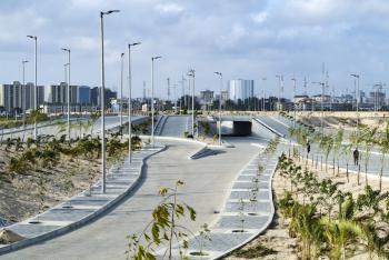 2400sqm Land, Downtown District ., Eko Atlantic City, Lagos, Mixed-use Land for Sale