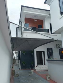 4 Bedrooms Semi Detached Duplex with B/q, Chevron Alternative, Lekki Phase 1, Lekki, Lagos, Semi-detached Duplex for Rent
