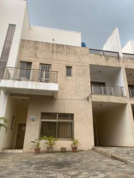 4bedrooms Terraced Duplex with 1room Bq Attached, Estate Beside Yoruba Mosque, Wuse 2, Abuja, Terraced Duplex for Sale