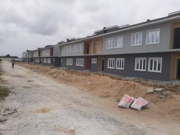 4 Bedroom Terrace Duplexes, Wealthland Estate, Oribanwa, Awoyaya, Ibeju Lekki, Lagos, Terraced Duplex for Sale