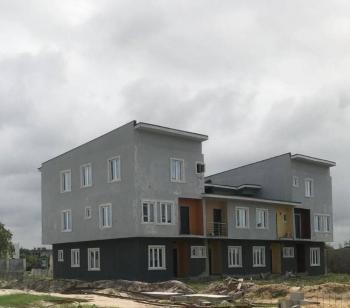 4 Bedroom Terrace Triplexes, Oribanwa  in Wealthland Estate, Awoyaya, Ibeju Lekki, Lagos, Terraced Duplex for Sale