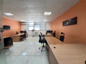 Serviced Office Space (large Space), Plot 23, Water Corporation, Ligali Ayorinde, Oniru, Victoria Island (vi), Lagos, Office Space for Rent
