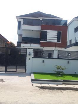 Exquisite 5bedroom Detached House, Fitted Kitchen, Swimming Pool, Akumbi Disu Street, Lekki Phase 1, Lekki, Lagos, Detached Duplex for Sale