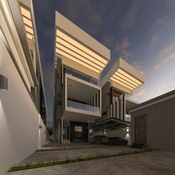 Luxury Detached House Fully Automated in Lekki, Off Admiralty Road, Lekki Phase 1 Lekki., Lekki Phase 1, Lekki, Lagos, Detached Duplex for Sale
