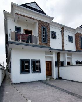 Luxury 4 Bedroom Duplex with Bq., Bera Estate Chevron., Lekki, Lagos, Detached Duplex for Sale