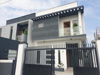 Luxury Contemporary 4 Bedroom Semi Detached at Orchid, Orchid Road, Lafiaji, Lekki, Lagos, Semi-detached Duplex for Sale
