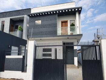 Brand New Contemporary 4 Bedroom Semi-detached, Lekki, Lagos, Semi-detached Duplex for Sale