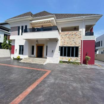Luxury 5 Bedroom Fully Detached Duplex with Private Cinema., Pinnock Beach Estate., Osapa, Lekki, Lagos, Detached Duplex for Sale