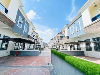 Tastfully Finished & Luxury 4 Bedroom Semi Detached Duplex with a Room, Ikota, Lekki, Lagos, Detached Duplex for Sale