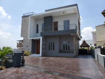 Luxury 5 Bedroom Fully Detached Duplex in a Fully Serviced Premium Es, Arcadia Grove Estate, Osapa, Lekki, Lagos, Detached Duplex for Sale