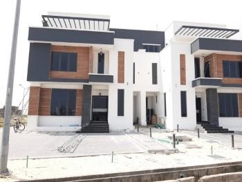 Super 5 Bedroom Semi Detached Duplex., Lng Cowrie Creek Estate., Ikate Elegushi, Lekki, Lagos, Semi-detached Duplex for Sale