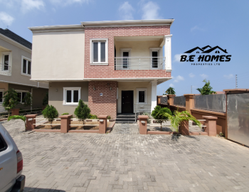 4 Bedrooms, Ilaje, Ajah, Lagos, Detached Duplex for Rent