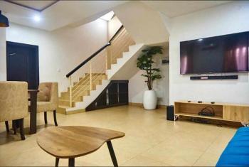 Exquisite 4 Bedroom Detached House with Swimming Pool, Lekki Phase 1, Lekki, Lagos, Detached Duplex Short Let