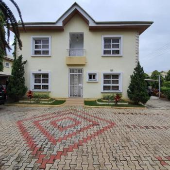 4 Bedroom Detached Duplex with Bq, Friends  Colony, Osapa, Lekki, Lagos, Detached Duplex for Sale