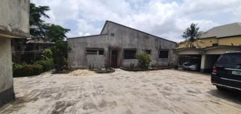 a 4 Bedroom with 2 Room Bq, Ajao Estate, Isalu Close, Isolo, Lagos, Detached Bungalow for Sale