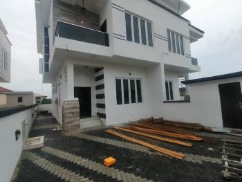Newly Built 4 Bedroom Semi Detached Duplex with a Room Bq, Thomas Estate, Ajiwe, Ajah, Lagos, Semi-detached Duplex for Sale