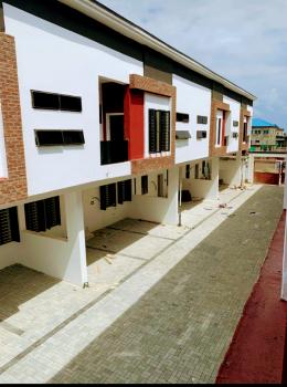 Luxury 3 Bedrooms Terraced Duplex, Orchid Road, Lekki, Lagos, Terraced Duplex for Rent