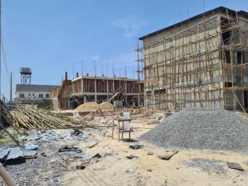 Exquisite 5 Bedroom Terraced Duplex in a Serene Estate, Bella Court Phase 2, Meadow Hall Way,ikate Lekki, Ikate, Lekki, Lagos, Terraced Duplex for Sale