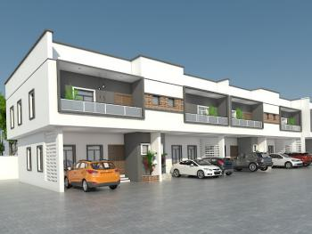 Fast Selling Lovely 3 Bedroom Terrace Duplexes (with Bq), Cooperative Estate Road, Badore, Ajah, Lagos, Terraced Duplex for Sale