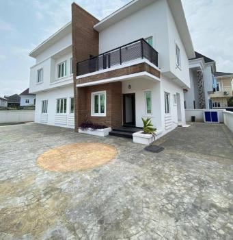 Exquisite Built 4 Bedroom Detached Duplex with Swimming Pool and a Bq, Lekky County Homes, Ikota, Lekki, Lagos, Detached Duplex for Sale