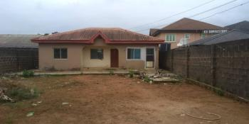2 Bedroom Setback with Mini Flat, Graceland Estate, Egbeda, Alimosho, Lagos, Detached Bungalow for Sale
