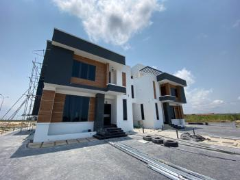 Luxury 5 Bedroom Semi Detached Duplex + Bq, Cowrie Creek, Lekki, Lagos, Semi-detached Duplex for Sale