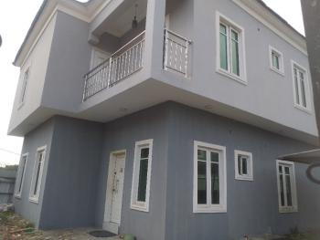 3 Bedrooms Duplex with Room Bq on Large Compound Space, Budo Peninsula Estate, Beside God Is Good Park, Ajah, Lagos, Detached Duplex for Rent