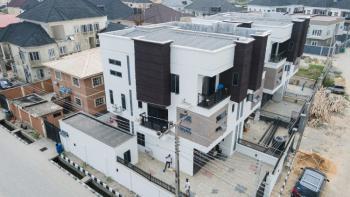 Newly Built 4 Bedroom Terrace Duplex., Peninsula Gardens Estate, Sangotedo, Ajah, Lagos, Terraced Duplex for Sale