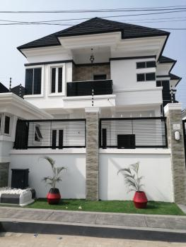 Exquisite 4 Bedroom Fully Detached House in a Secure Estate, Lafiaji, Lekki, Lagos, Detached Duplex for Sale