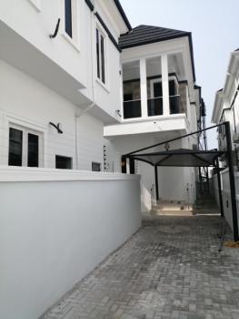 Excellent 4 Bedroom Semi-detached House, Lafiaji, Lekki, Lagos, Semi-detached Duplex for Sale