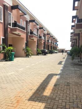 Fully Serviced 4 Bedroom Terraced Duplex, Chevron, Lekki Phase 2, Lekki, Lagos, Terraced Duplex for Rent