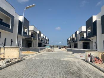 Luxury 3 Bedroom Semi-detached Duplex in an Estate, Vantage Court, Bogije, Ibeju Lekki, Lagos, Semi-detached Duplex for Sale
