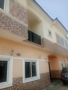 Four Bedroom Terraced Duplex with a Bq, Osapa, Lekki, Lagos, Terraced Duplex for Rent