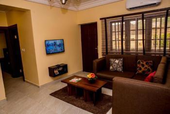 Tastefully Finished and Furnished 1 Bedroom Serviced Apartment, Area 2, Garki, Abuja, Mini Flat Short Let