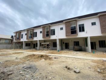Three Bedroom Terrace in Serviced Estate, Lafiaji, Lekki, Lagos, Terraced Duplex for Sale