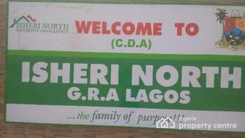 Land at Isheri North Gra, Isheri North G R a Lagos State, Opic, Isheri North, Lagos, Residential Land for Sale