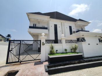 Elegant 4 Bedroom Semi-detached House with Bq, Lekki, Lagos, Semi-detached Duplex for Sale