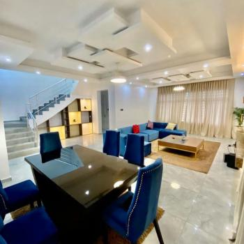 Lovely 5 Bedroom Duplex, City of David, Victoria Island Extension, Victoria Island (vi), Lagos, Terraced Duplex Short Let