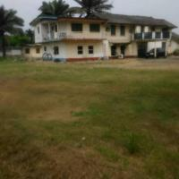 5 Bedroom Duplex With Large Expanse Of Land, Gra, Apapa, Lagos, 5 Bedroom, 6 Toilets, 5 Baths Commercial Property For Sale