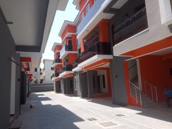 Newly Built 4 Bedrooms Terraced Duplex with a Room, Swimming Pool, Gym, Oniru, Victoria Island (vi), Lagos, Terraced Duplex for Rent