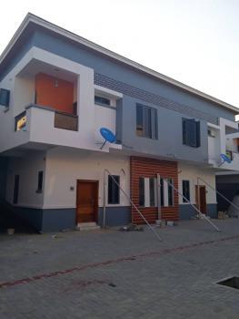 4 Bedroom Semi Detached Duplex, Chevron Lagos, Lekki, Lagos, Semi-detached Duplex for Sale