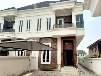 Spacious 4 Bedrooms Duplex with Bq, Thomas Estate, Sangotedo, Ajah, Lagos, Semi-detached Duplex for Rent