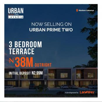 Urban Prime 2, Abraham Adesanya, Lekki Expressway, Lekki, Lagos, Terraced Duplex for Sale