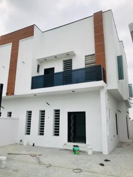 Classic 4 Bedroom Luxury Semi Detached Duple with a Bq., Ikota Villa Estate.., Ikota, Lekki, Lagos, Semi-detached Duplex for Sale