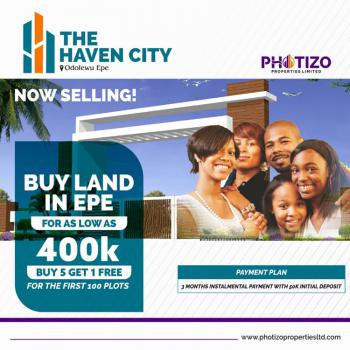 The Haven City, Odolewu, Epe, Lagos, Mixed-use Land for Sale