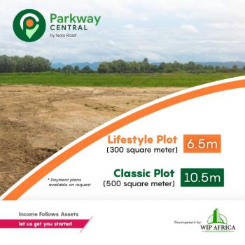Half Plot of  Land, Parkway Central, Ori Oke Bus-stop, Egbe, Lagos, Residential Land for Sale