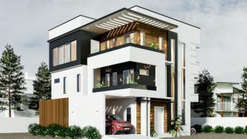 Elegantly Built Affordable 5 Bedroom Detached with Flexible 20 Years, Ikate Elegushi, Ikate, Along Richmond Estate, Bella Court, Ikate, Lekki, Lagos, Detached Duplex for Sale